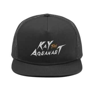 Kay The Aquanaut Snapback Hat