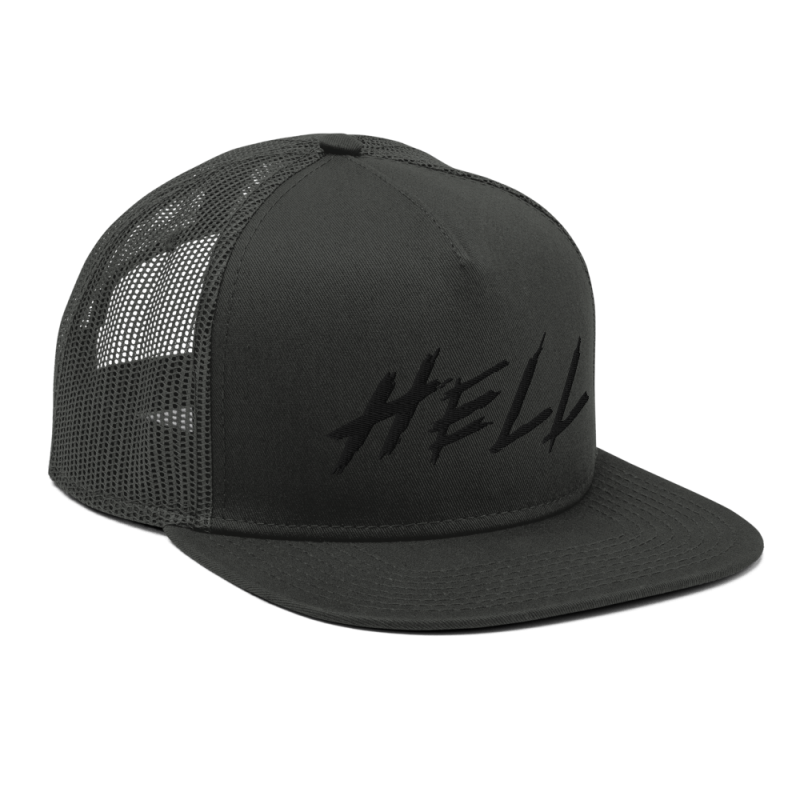 Hell Snapback Hat